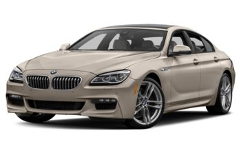 2017 BMW 650 Gran Coupe - Moonstone Metallic