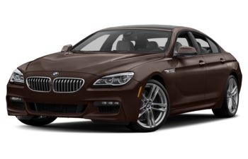 2017 BMW 650 Gran Coupe - Frozen Bronze Metallic