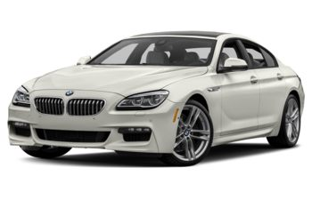 2017 BMW 650 Gran Coupe - Frozen Brilliant White Metallic