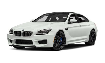 2017 BMW M6 Gran Coupe Base