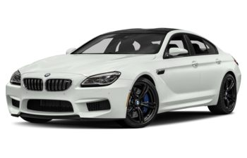 2017 BMW M6 Gran Coupe - Alpine White