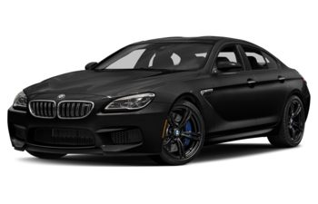 2017 BMW M6 Gran Coupe - Black Sapphire Metallic