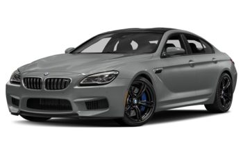 2017 BMW M6 Gran Coupe - Space Grey Metallic