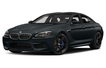2017 BMW M6 Gran Coupe - Singapore Grey Metallic