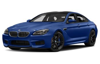 2017 BMW M6 Gran Coupe - San Marino Blue Metallic