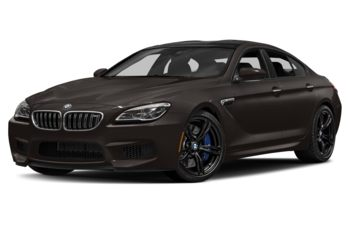 2017 BMW M6 Gran Coupe - Jatoba Metallic