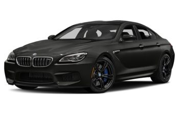 2017 BMW M6 Gran Coupe - Citrin Black Metallic