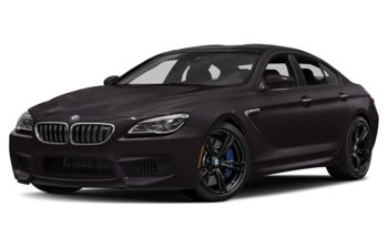 2017 BMW M6 Gran Coupe - Ruby Black Metallic
