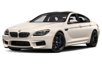 2017 BMW M6 Gran Coupe - Moonstone Metallic