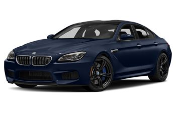 2017 BMW M6 Gran Coupe - Tanzanite Blue Metallic