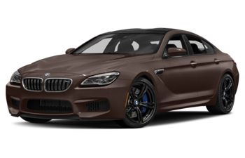 2017 BMW M6 Gran Coupe - Frozen Bronze Metallic