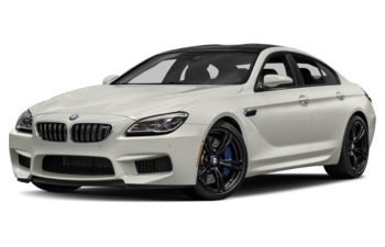 2017 BMW M6 Gran Coupe - Frozen Brilliant White Metallic