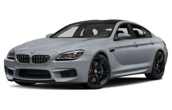 2017 BMW M6 Gran Coupe - Pure Metal Silver