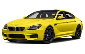 2017 BMW M6 Gran Coupe - Phoenix Yellow Metallic