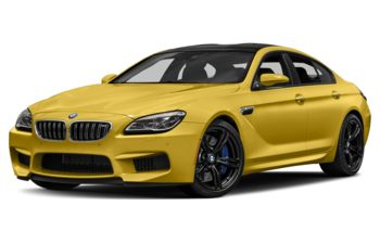 2017 BMW M6 Gran Coupe - Austin Yellow Metallic