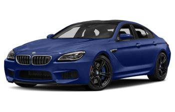 2017 BMW M6 Gran Coupe - Frozen Blue Metallic