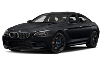 2017 BMW M6 Gran Coupe - Frozen Black