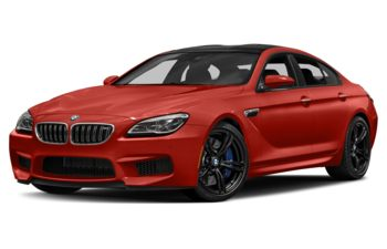 2017 BMW M6 Gran Coupe - Frozen Red