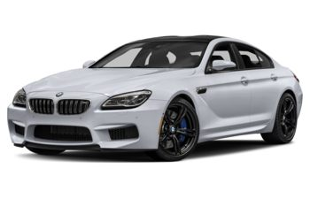 2017 BMW M6 Gran Coupe - Frozen Silver