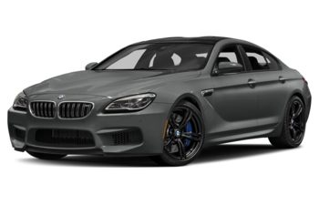 2017 BMW M6 Gran Coupe - Frozen Grey