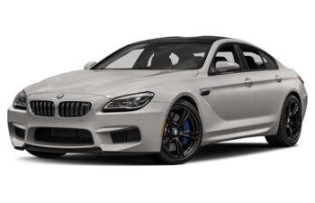2017 BMW M6 Gran Coupe - BMW Individual Frozen Cashmere Silver Metallic