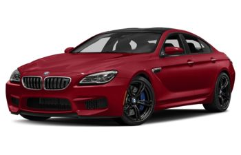 2017 BMW M6 Gran Coupe - Imola Red II
