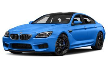 2017 BMW M6 Gran Coupe - Santorini Blue II