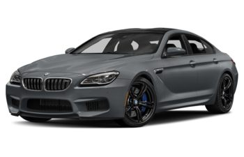 2017 BMW M6 Gran Coupe - Sparkling Graphite Metallic