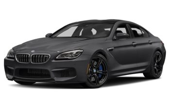 2017 BMW M6 Gran Coupe - Grey Black Metallic