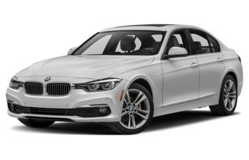 2017 BMW 328d - Mineral White Metallic