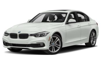 2017 BMW 328d - Alpine White