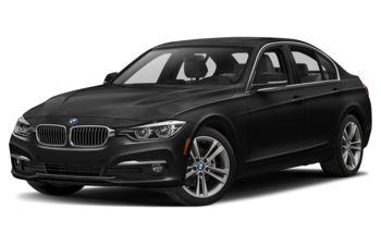 2018 BMW 328d - Black Sapphire Metallic