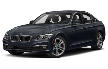 2017 BMW 328d - Imperial Blue Metallic