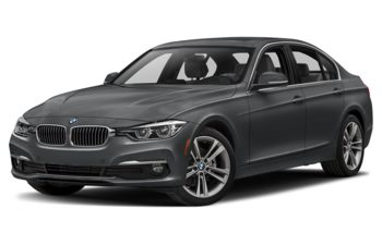 2018 BMW 328d - Mineral Grey Metallic