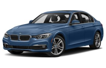 2017 BMW 328d - Estoril Blue Metallic