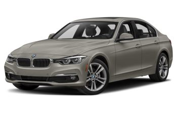 2017 BMW 328d - Platinum Silver Metallic