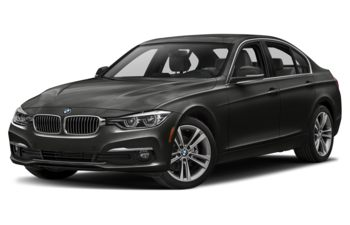 2017 BMW 328d - Citrin Black Metallic