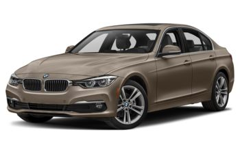 2017 BMW 328d - Champagne Quartz Metallic