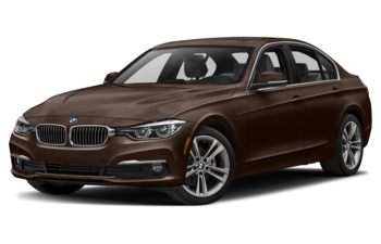 2017 BMW 328d - Smoked Topaz Metallic