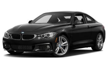 2017 BMW 440 - Black Sapphire Metallic