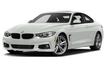 2017 BMW 440 - Alpine White