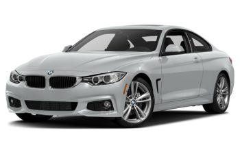 2017 BMW 440 - Glacier Silver Metallic