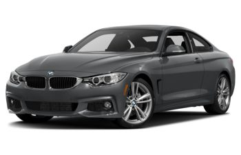 2017 BMW 440 - Mineral Grey Metallic