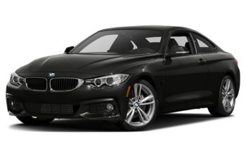 2017 BMW 440 - Citrin Black Metallic