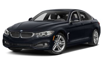 2017 BMW 430 Gran Coupe - Imperial Blue Metallic