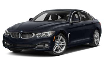 2017 BMW 430 Gran Coupe - Imperial Blue Metallic