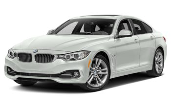 2017 BMW 430 Gran Coupe - Alpine White