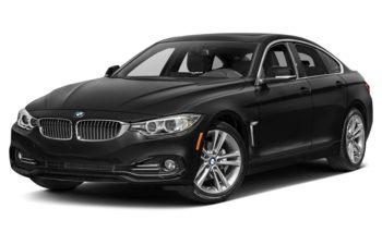 2017 BMW 430 Gran Coupe - Black Sapphire Metallic