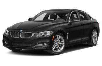 2017 BMW 430 Gran Coupe - Jet Black