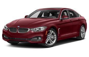 2017 BMW 430 Gran Coupe - Melbourne Red Metallic